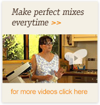 Make perfect mixes every time